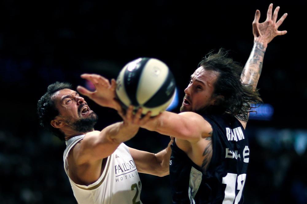 Copa del Rey de baloncesto: Madrid-Bilbao Basket