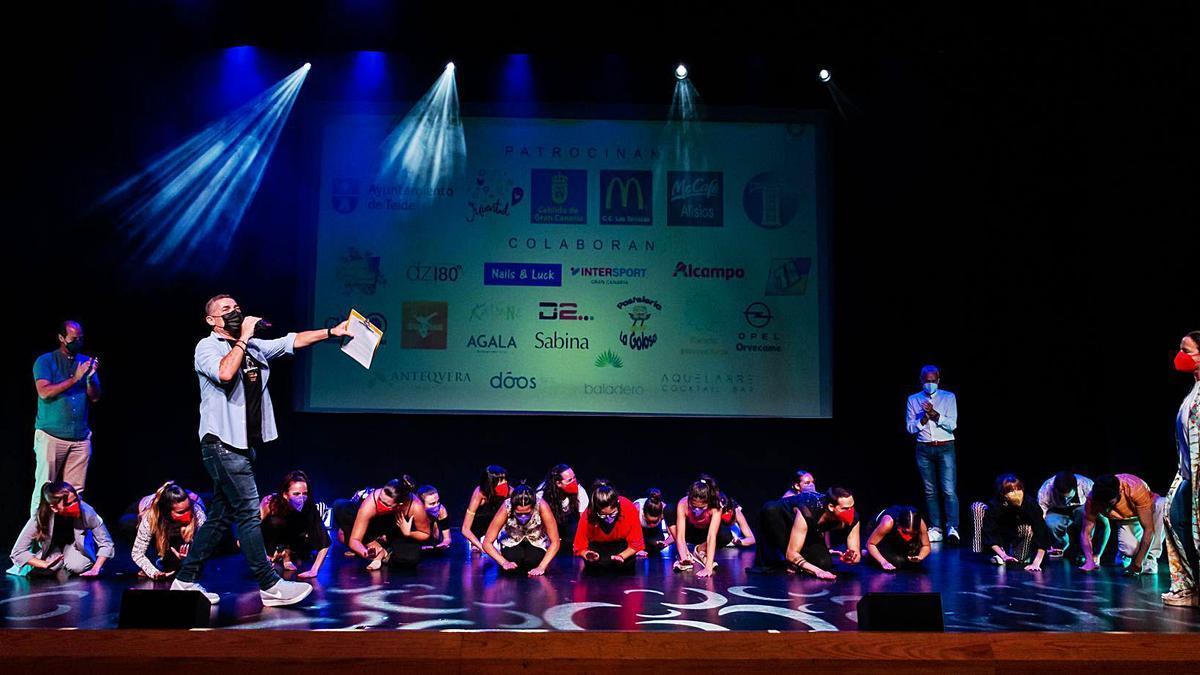 Dance Forever culminates its 15th edition    JUAN SANTANA