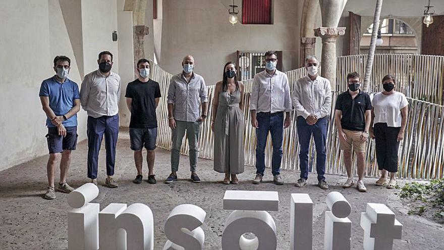 Arranca la quinta edición del 'Festival Insòlit' en el patio de Can Balaguer