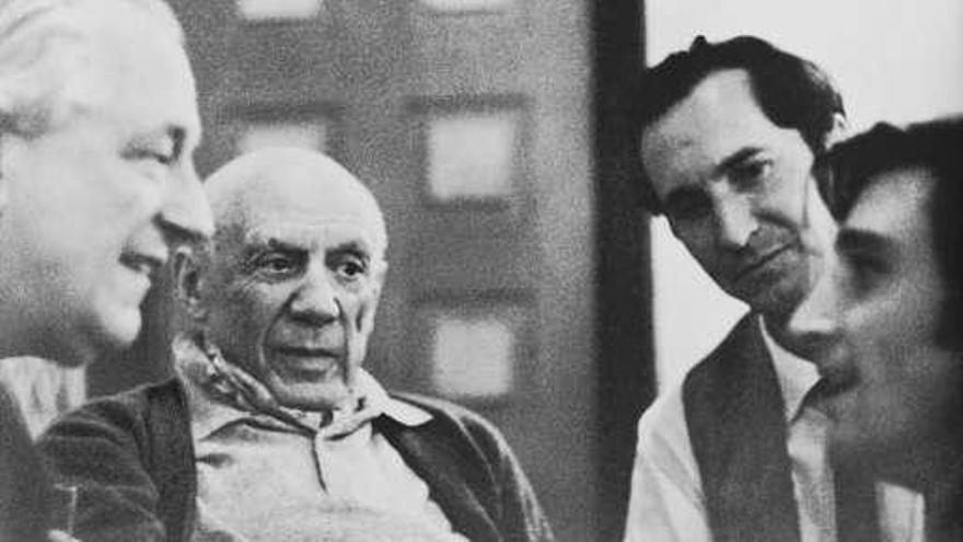 Muere Antonio Cores, el fotógrafo asturiano que fascinó a Pablo Picasso