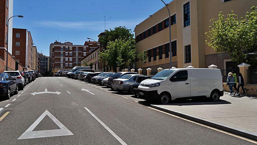Vecinos de Pantoja piden la redistribución de las plazas ORA de Zamora
