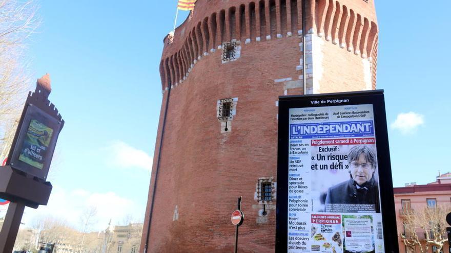 Perpinyà es prepara per rebre 70.000 persones a l'acte del Consell per la República