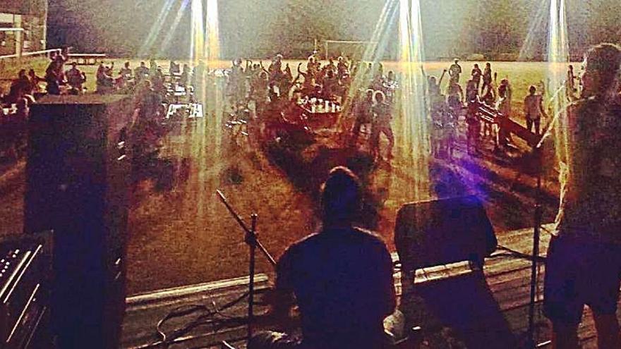 El barri del XUP de Manresa torna a gaudir les Festes d'Estiu amb futbol, música i animació