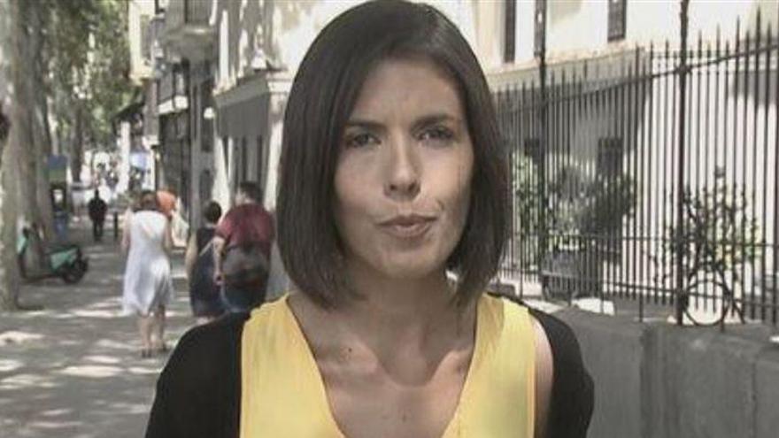 Fallece la periodista de TeleMadrid María Martínez a los 37 años