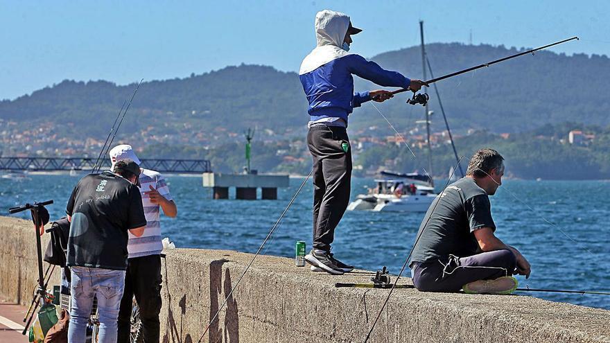 El gasto de la pesca recreativa cayó en 500 euros por persona por la pandemia