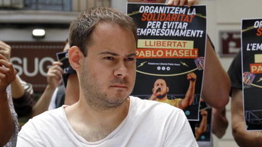 L'Audiència Nacional dona deu dies a Pablo Hasel per entrar a presó