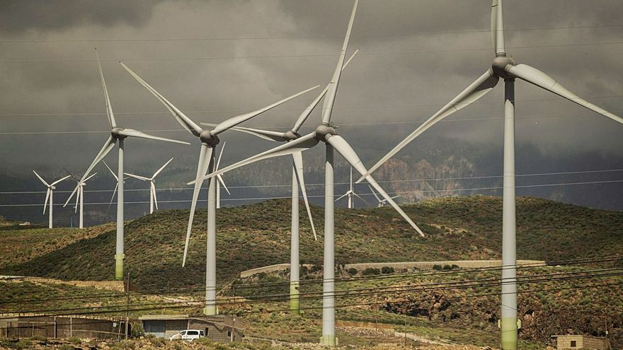 El Pleno insta al Gobierno canario a paralizar el parque eólico La Morra