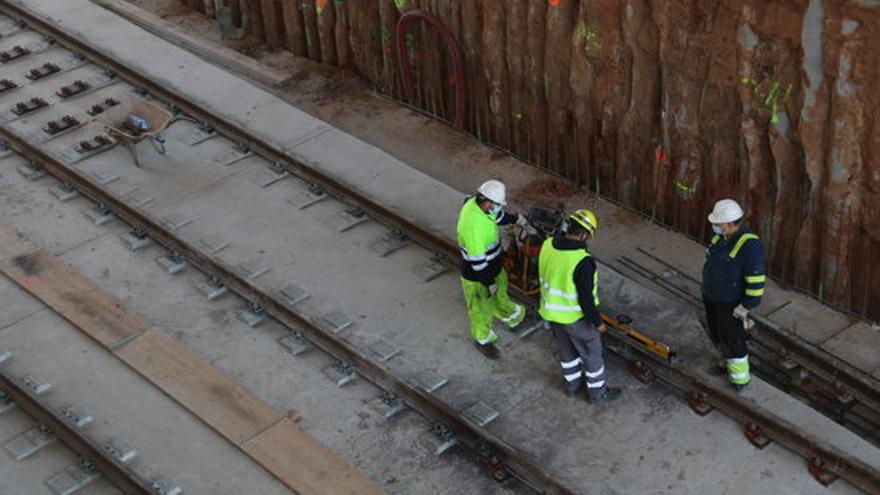 Adif adjudica obres de 4 MEUR per millorar la permeabilitat i reduir l'impacte de l'alta velocitat a Barcelona i Girona