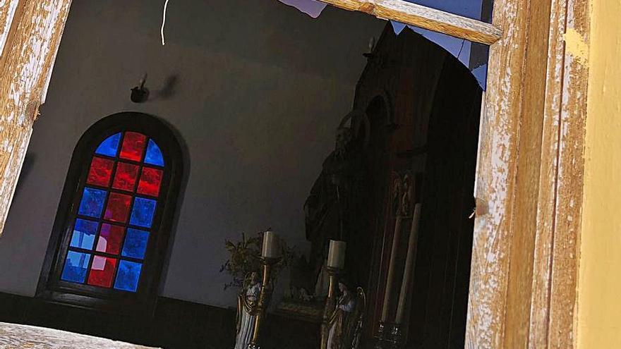Asaltan en solo tres días cuatro iglesias  de Los Realejos y La Orotava