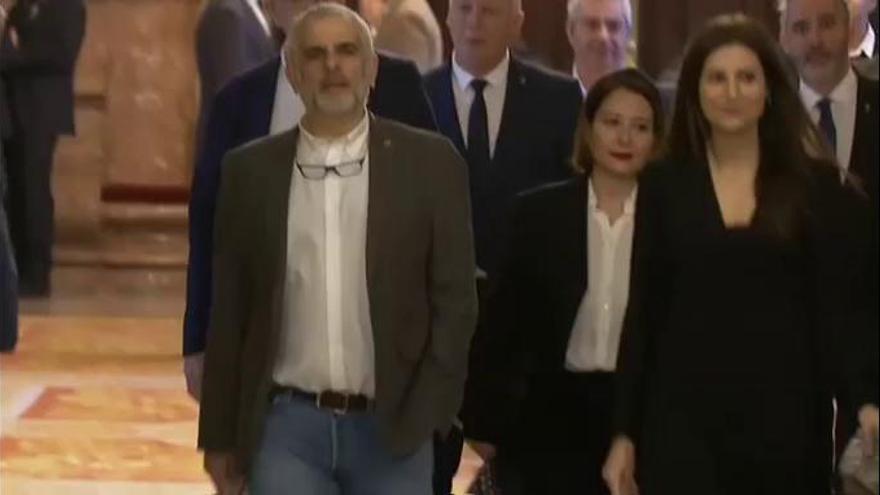 Cs sustituye a Lorena Roldán y Carrizosa será el cabeza de lista en Cataluña