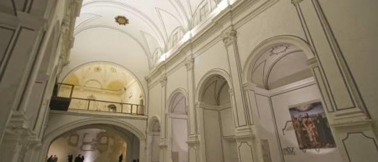 Un panteón para el ducado de Gandia
