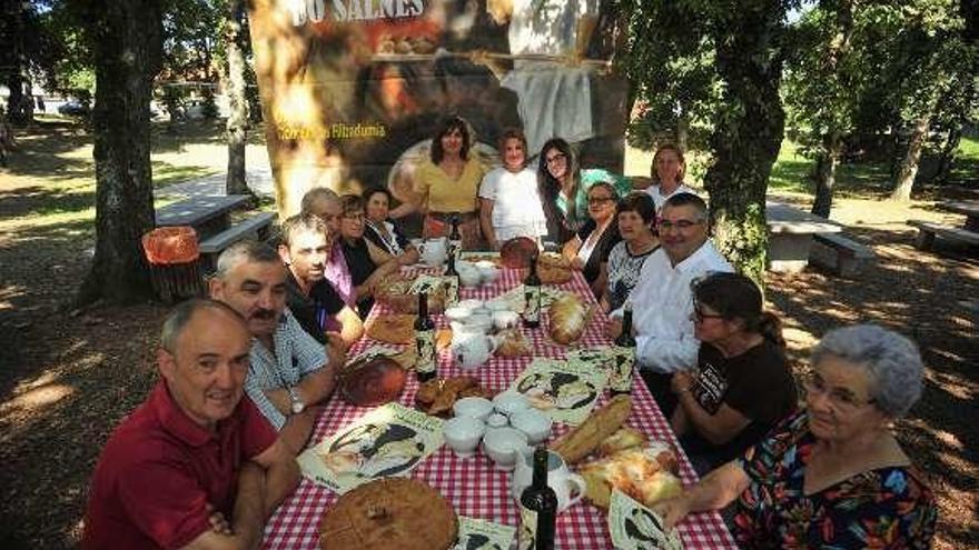 Ribadumia llenará la Carballeira de música y gastronomía en la XVIII Festa do Pan