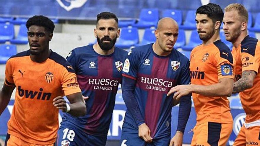 Vota el 1x1 de los jugadores del Valencia