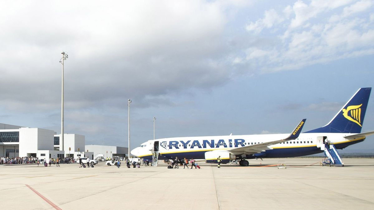 A partir de esta semana, la aerolínea Ryanair opera vuelos a Londres-Stansted cada martes, jueves y sábado.