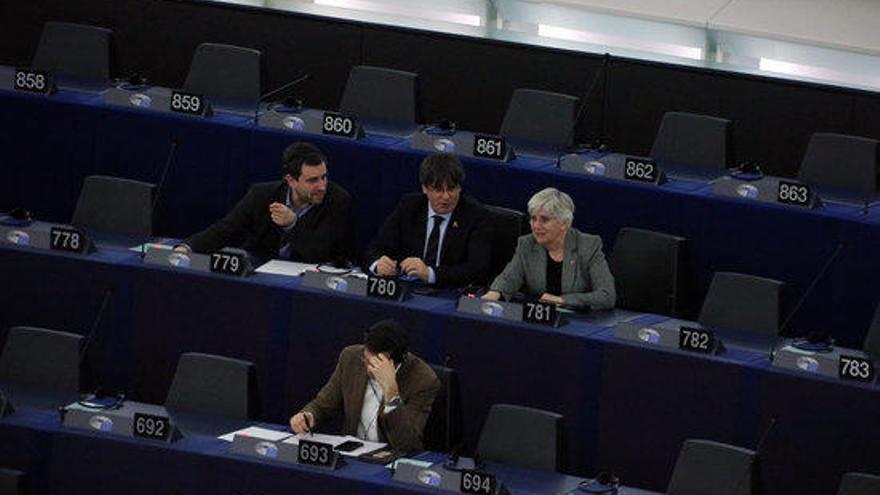 Possible suspensió del Consell per la República de Perpinyà amb Puigdemont