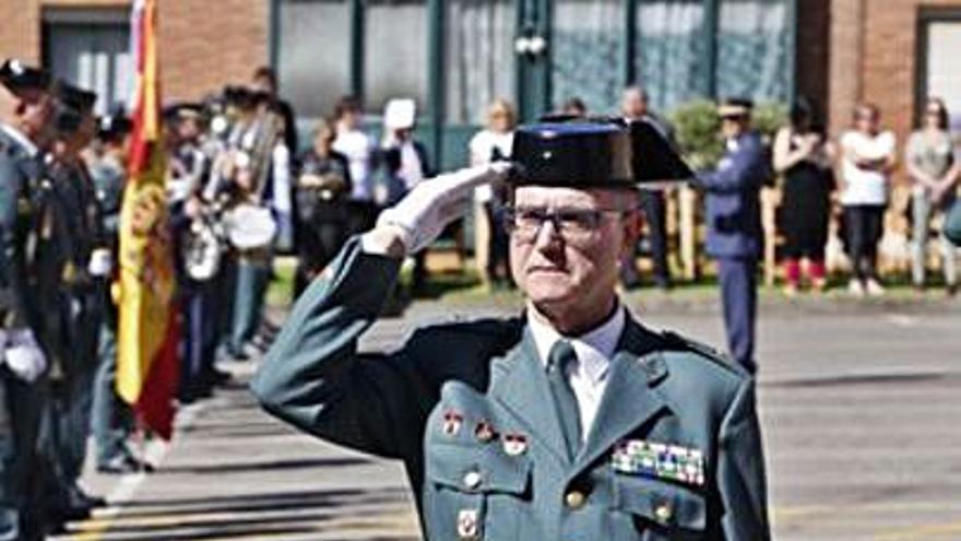 El zamorano Clemente García, al Seprona como general de división