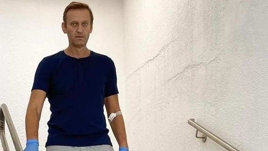 Rusia expulsa a tres diplomáticos europeos por su participación en las protestas por Navalni