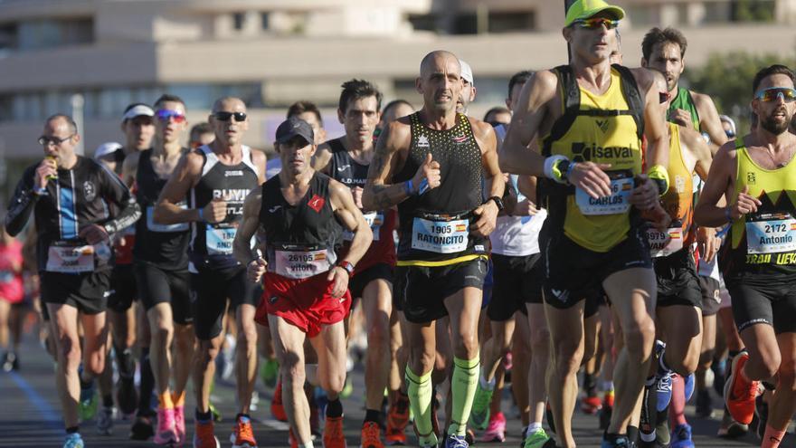 Maratón Valencia adelanta su ayuda a los afectados por la covid-19