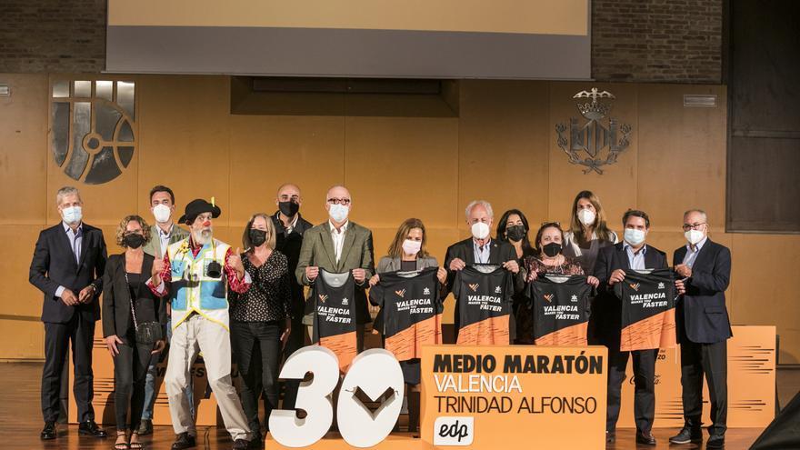 El Medio Maratón Valencia quiere celebrar su 30 aniversario por todo lo alto