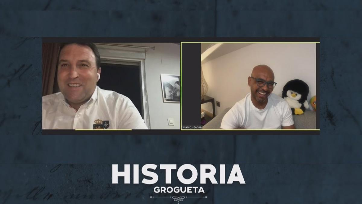 Senna-Josico: recuerdos de dos leyendas del Villarreal