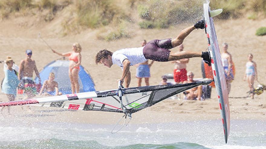 Las Dunas Costa Brava European Freestyle Pro Tour, a la badia de Roses