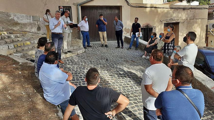 El Gobierno prorroga un año las ayudas para la regeneración del casco antiguo de Oliva