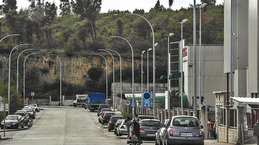 Xunta y Concello eliminan el vertido de aguas residuales en el polígono de O Pousadoiro