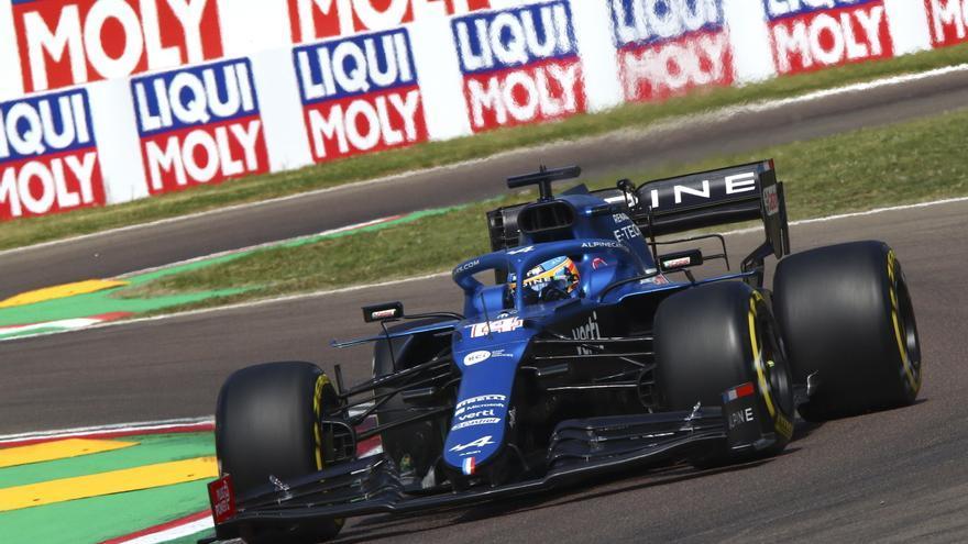 Horario y dónde ver los entrenamientos libres del GP de España