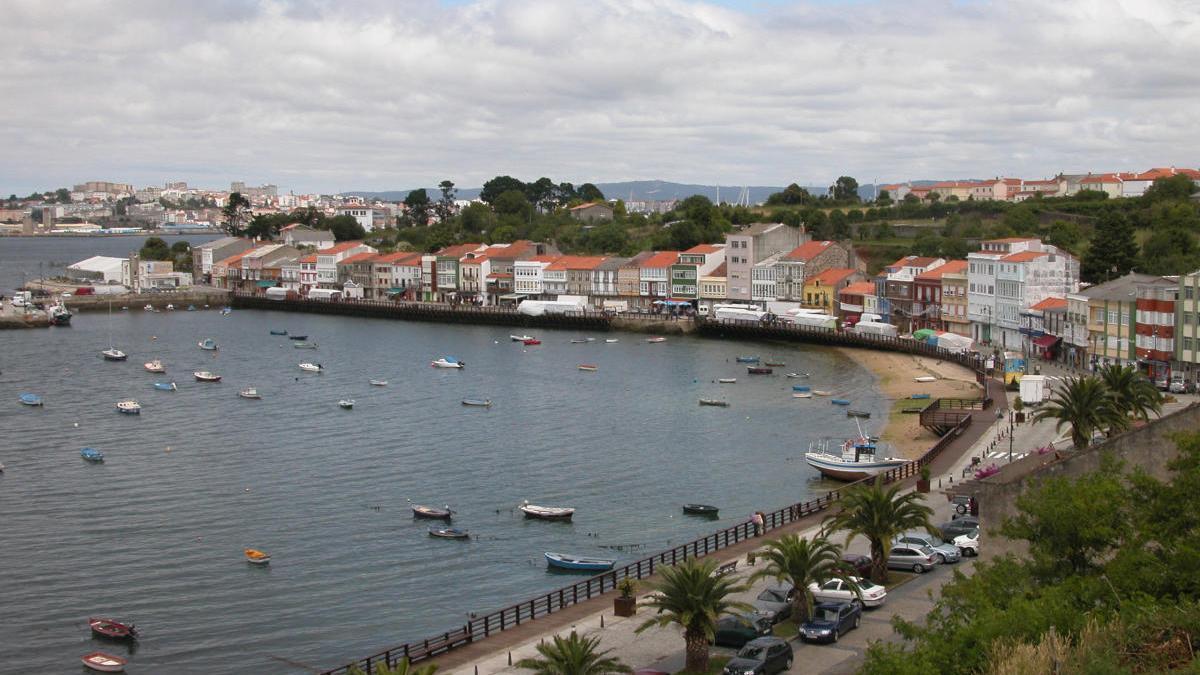El puerto de Mugardos, en una imagen de archivo // FdV