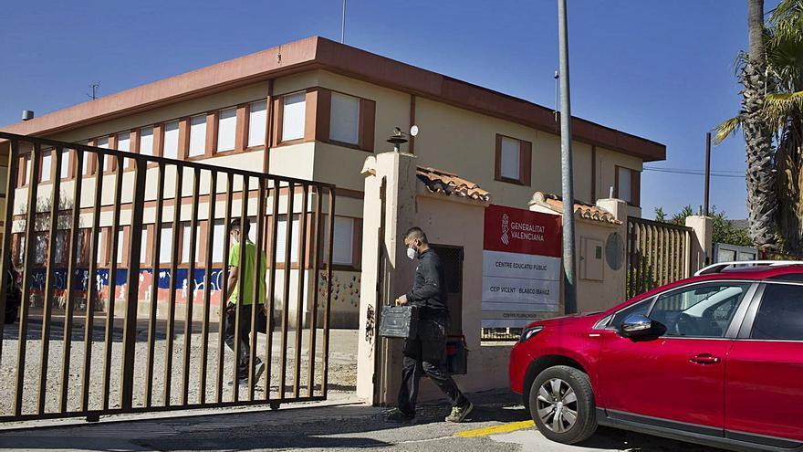 El positivo de un maestro y la cuarentena del claustro deja sin clases a Montesa