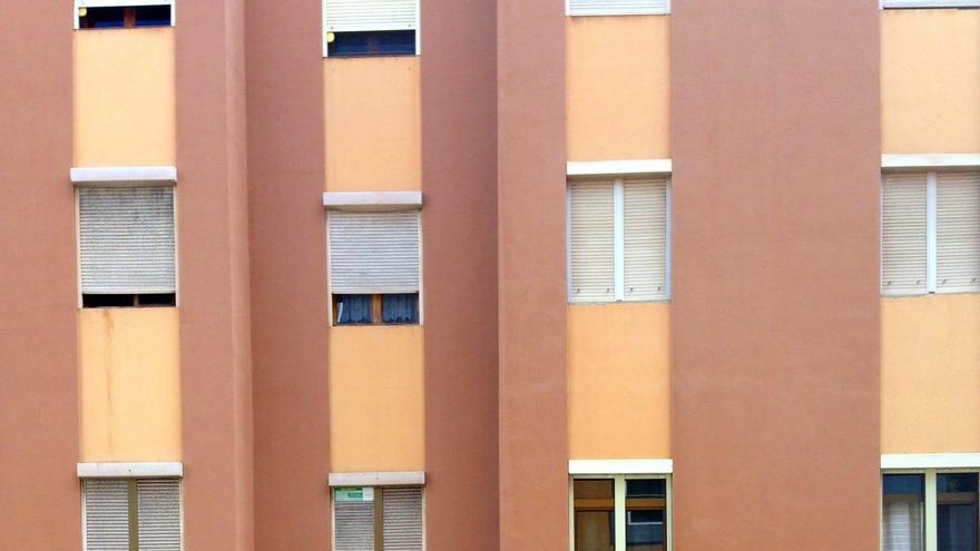 Las hipotecas sobre viviendas sube un 45,4% en Canarias en julio