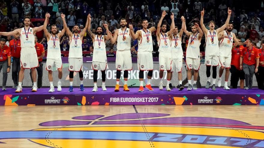 El Eurobasket de 2021 se aplaza a 2022