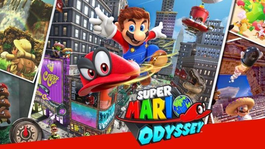 Super Mario abandona su oficio de fontanero