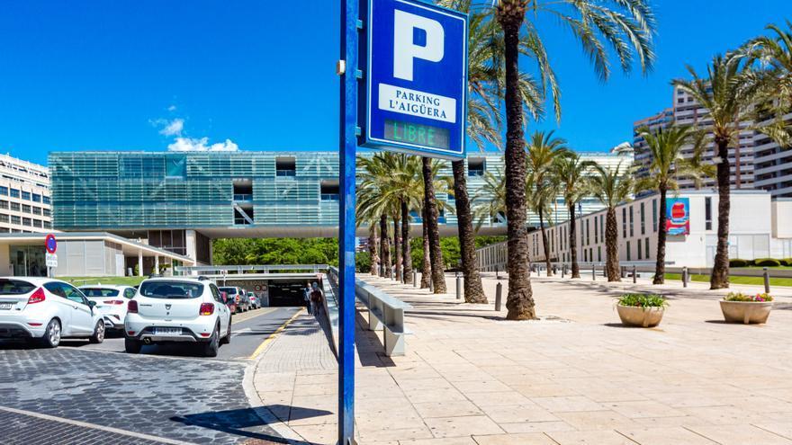 Benidorm dará una hora gratis de parking para impulsar el comercio y la hostelería