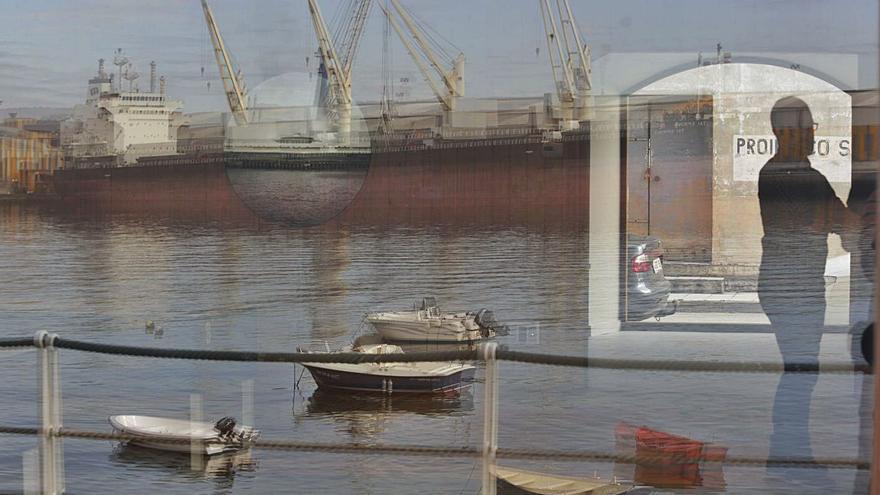 El acuerdo con el Oceanográfico para impulsar el Museo del Cañón de Avilés, a punto