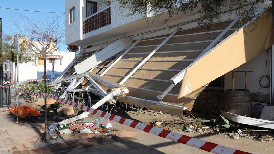 Accidente en Formentera