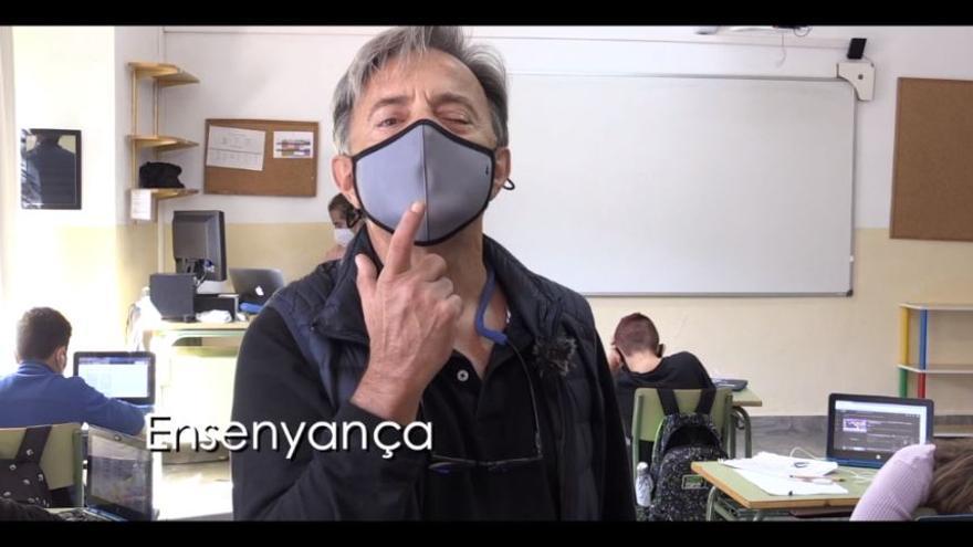 Sóller presenta el vídeo para fomentar el uso de la mascarilla