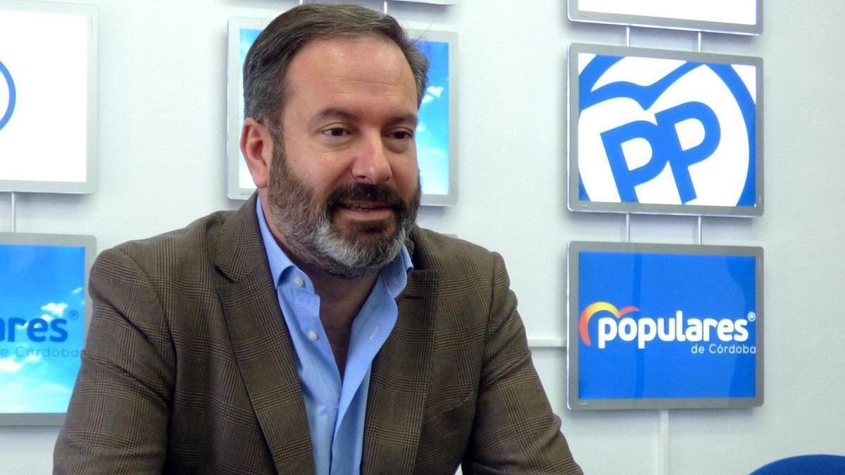 Adolfo Molina, proclamado único candidato a presidir el PP de Córdoba