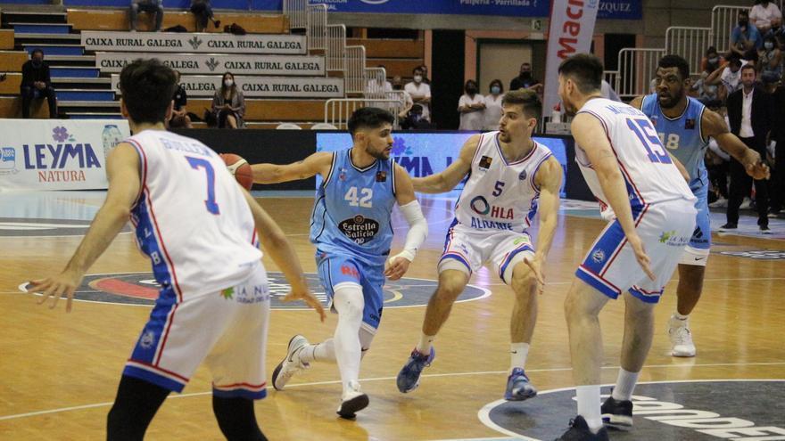 El HLA pierde en Lugo en un final de infarto (88-87)