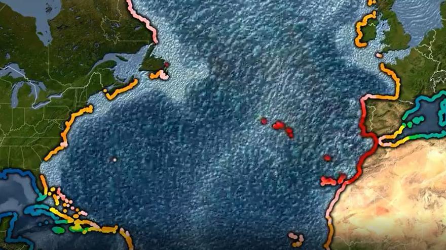 Así fue el tsunami del terremoto de Lisboa que arrasó las costas de Canarias