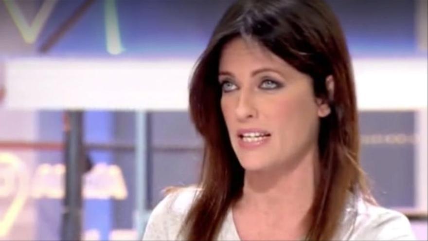Cristina Seguí estalla contra Piqueras y Mediaset por el caso Carlota Pardo