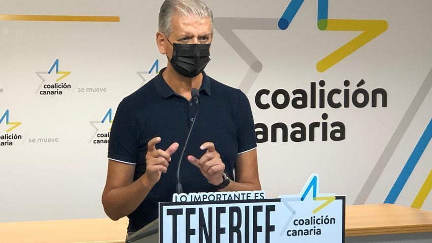 CC de Tenerife rechaza el puerto de Fonsalía de forma definitiva