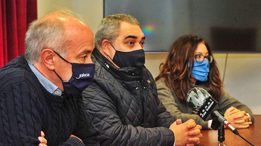 """Durán: """"Si se renuncia a la senda del litoral, Vilanova deja de pagar la tubería de O Grove"""""""