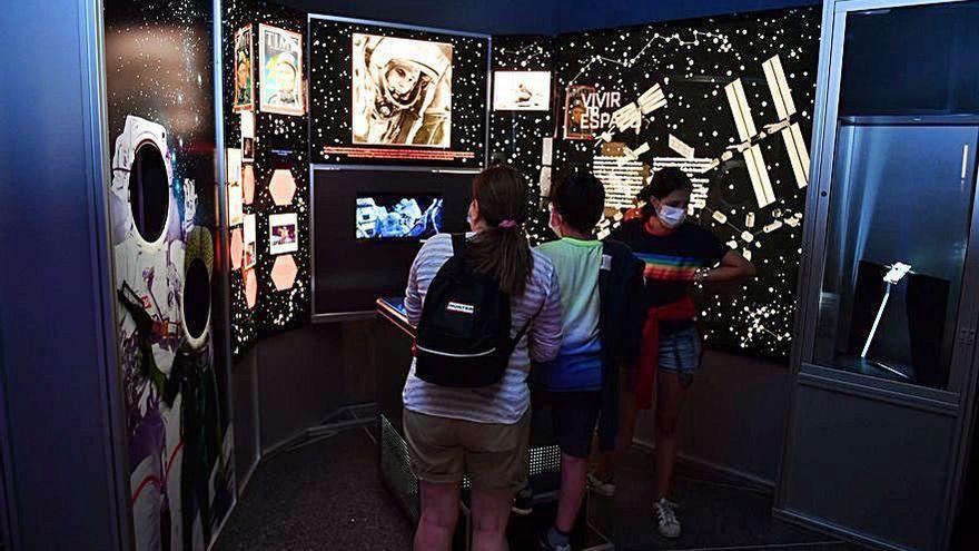 La Casa de las Ciencias reabre las visitas a su Planetario