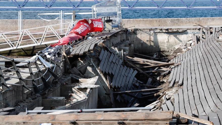 El Concello de Vigo rechaza investigar el accidente de O Marisquiño