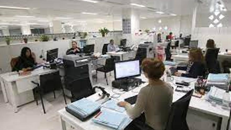 El 69,55% de los empleados públicos de la Comunitat ya no teletrabaja