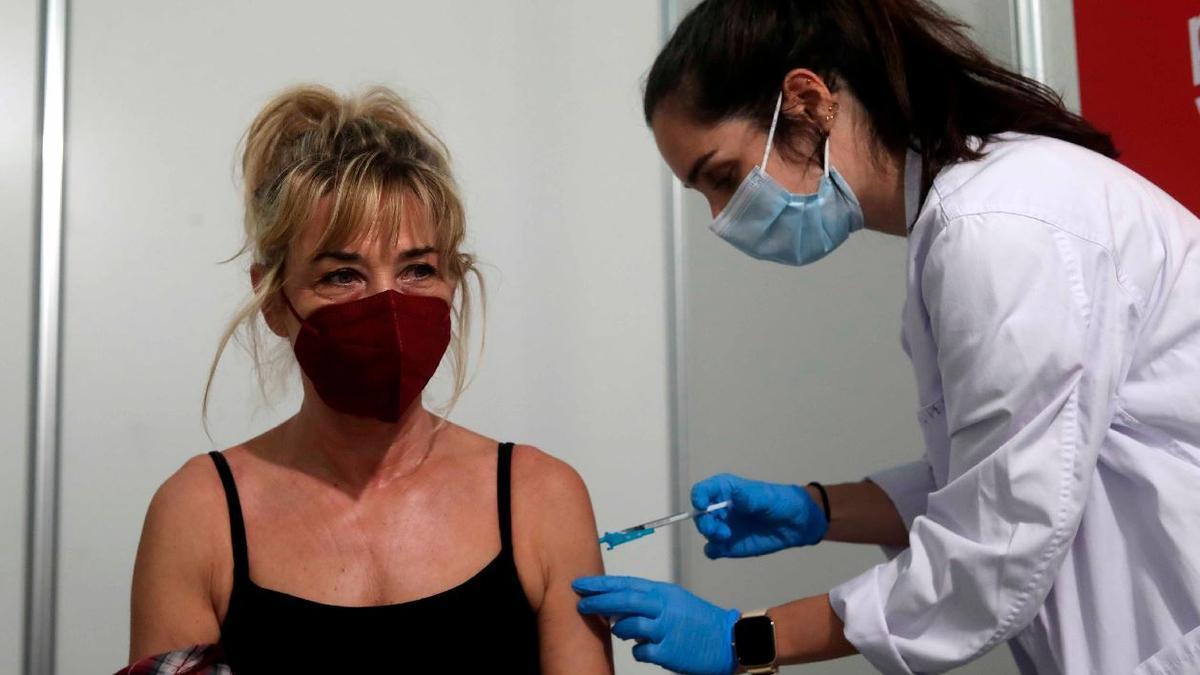Quasi 21.000 valencians han rebutjat vacunar-se contra el coronavirus