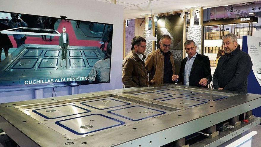 La maquinaria cerámica de Castellón prevé crecer el 7% en el 2021