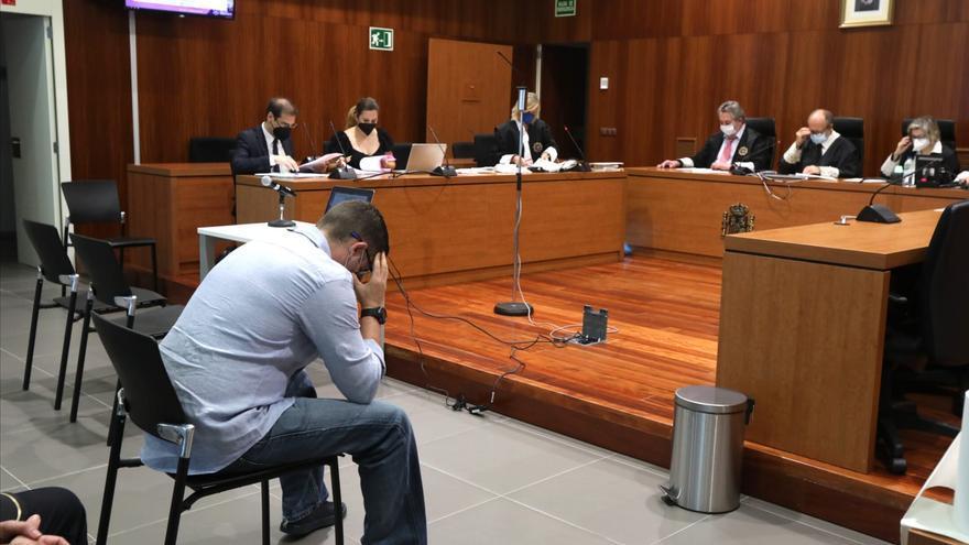 Juicio por violencia machista en Zaragoza | Los forenses señalan que el consumo de alcohol y speed influyó en el joven que intentó degollar a su ex