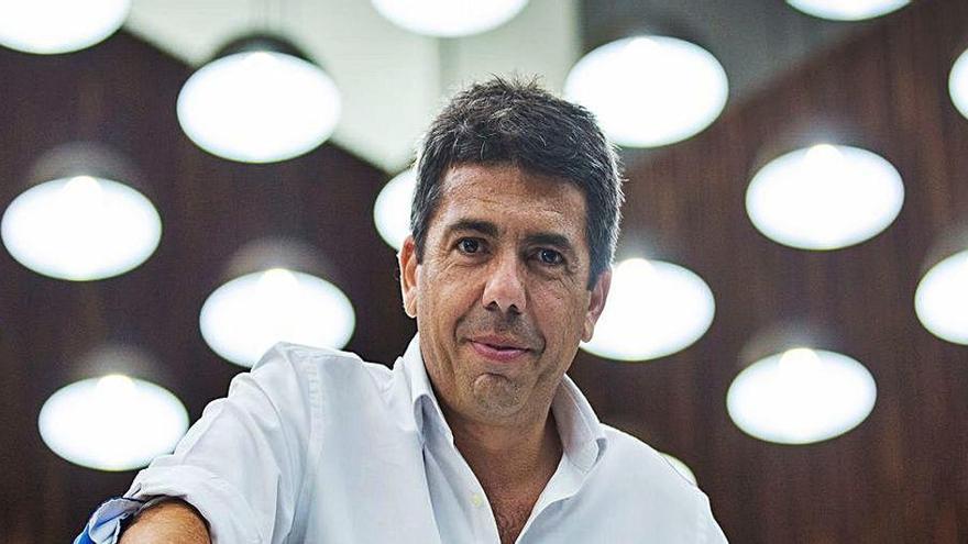 Carlos Mazón y su aventura para ser representante de España en Eurovisión